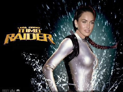 megan fox tomb raider