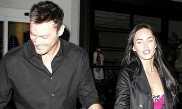 Megan Fox and Brian Austin Green valentines day