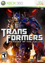 xbox 360 transformers revenge of the fallen