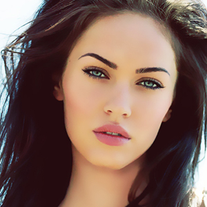 Megan Fox is no little cupcake