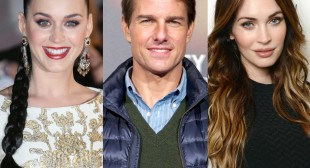 Megan Fox, Katy Perry, Tom Cruise and Six Other Stars Who Believe in Aliens