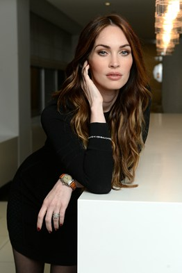 Megan Fox supports International Women's Day