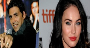 Megan Fox to star opposite Akshay Kumar?