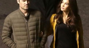 "Megan Fox's ""Teenage Mutant Ninja Turtles"" Night Shoot 
