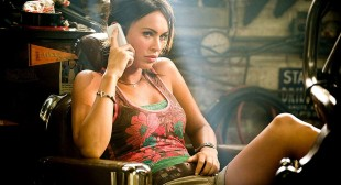 Is Michael Bay out and Megan Fox in for Transformers 5?